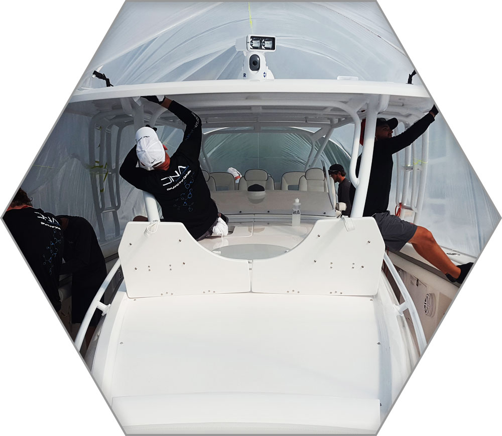 Professional Boat Detailing