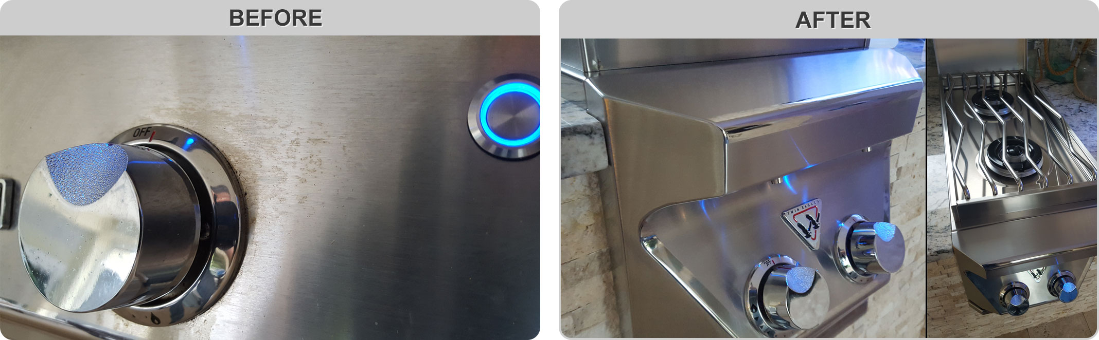 Stainless Steel Coatings